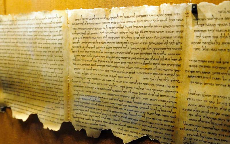 Intertestamental and Mystical Scrolls of Light
